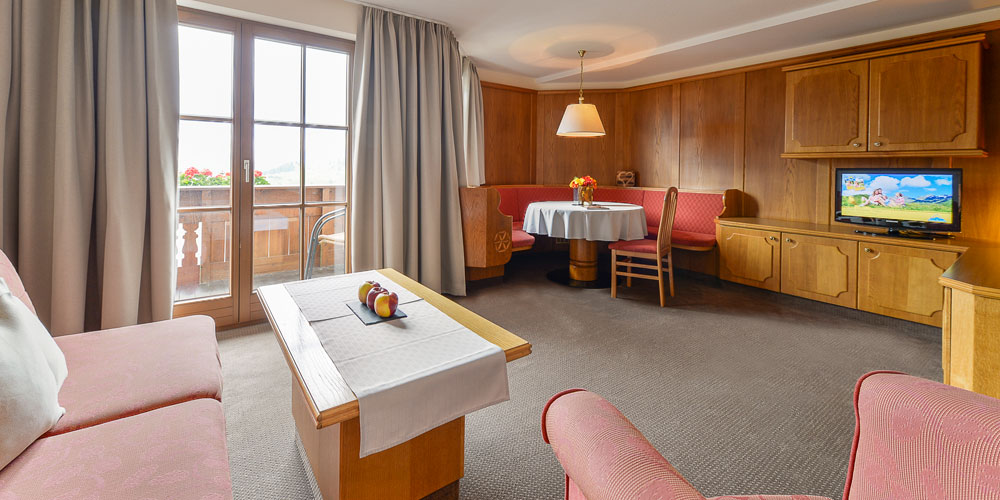 Appartement Streich 5: Zwei-Zimmer-Ferienwohnung für 2 bis 3 Personen 1