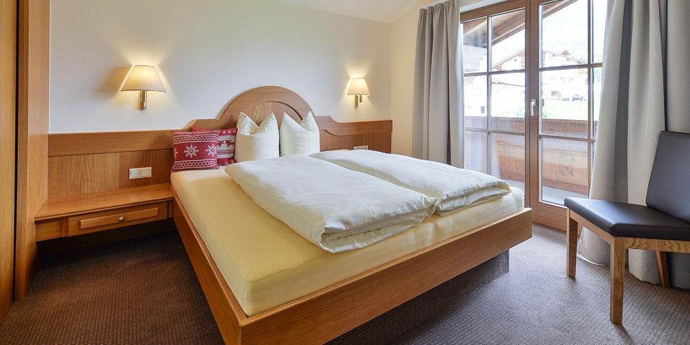 Appartement Streich 2: Drei-Zimmer-Ferienwohnung für 2 bis 5 Personen 2