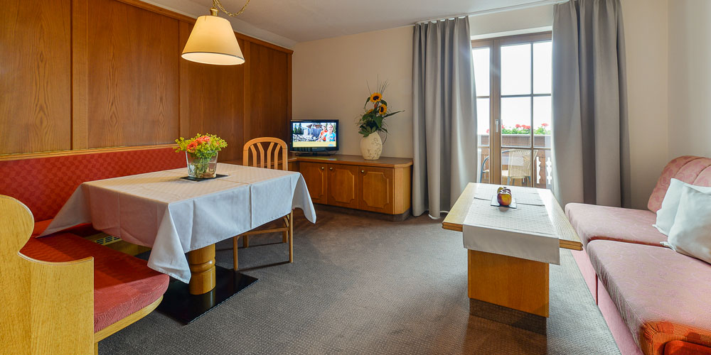 Appartement Streich 6: Zwei-Zimmer-Ferienwohnung für 2 Personen 1