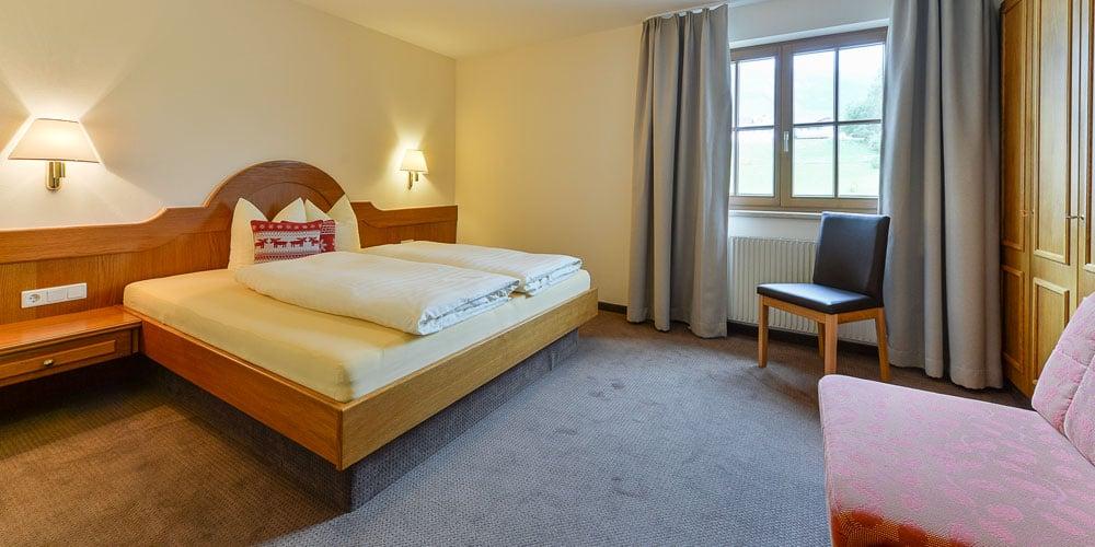 Appartement Streich 2: Drei-Zimmer-Ferienwohnung für 2 bis 5 Personen 3