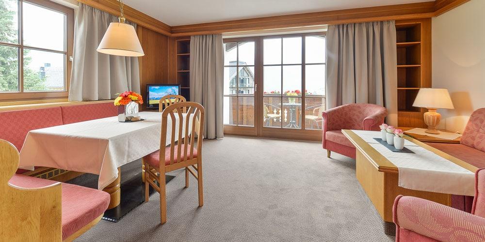 Appartement Streich 4: Drei-Zimmer-Ferienwohnung für 2 bis 4 Personen 1