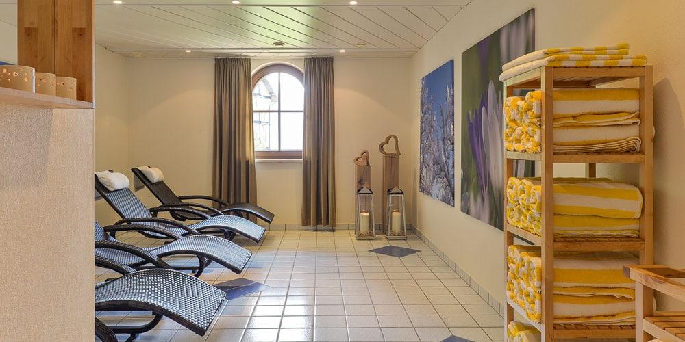 Appartementhaus Max & Moritz: Wellness 2