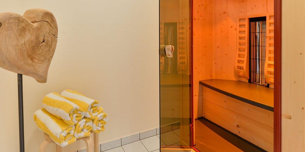Appartementhaus Max & Moritz: Wellness 3